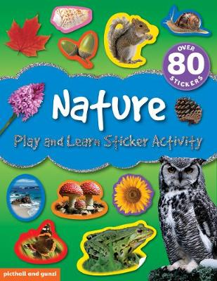 Nature - Play and Learn Sticker Activity 6 (Paperback)