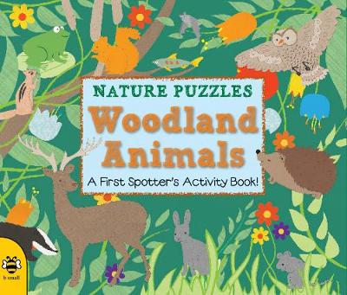 Woodland Animals - Nature Puzzles (Paperback)