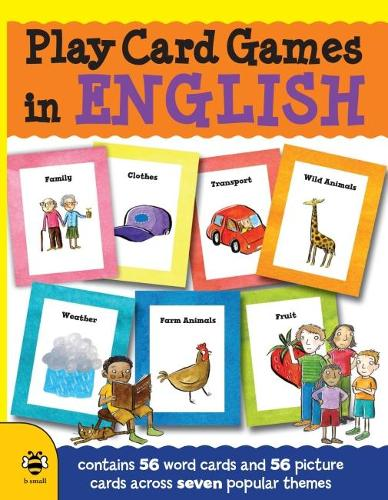 Play Card Games in English (Paperback)