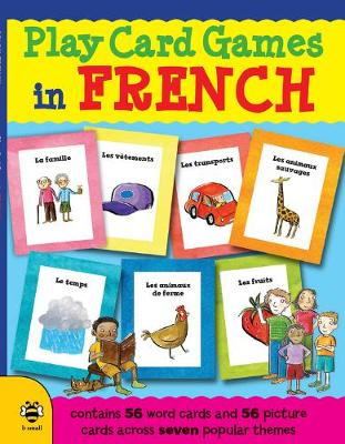 Play Card Games in French (Paperback)