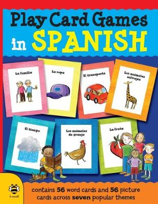 Play Card Games in Spanish (Paperback)