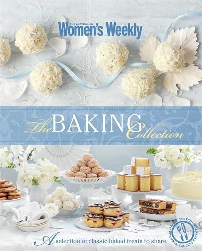 The Baking Collection - The Australian Women's Weekly (Hardback)