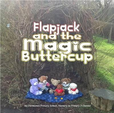 Flapjack and the Magic Buttercup (Paperback)