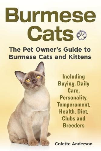 Burmese Cats (Paperback)