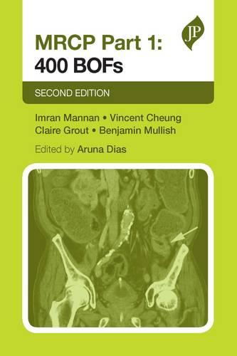 MRCP Part 1, 2nd Ed: 400 BOFs (Paperback)