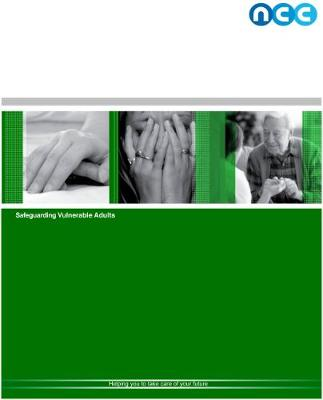 Safeguarding of Vulnerable Adults: Volume 4 (Hardback)