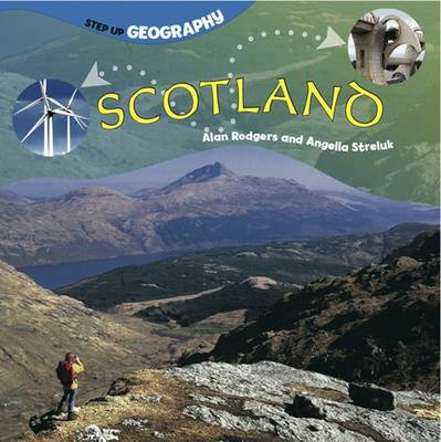 Scotland - Step-up Geography (Paperback)