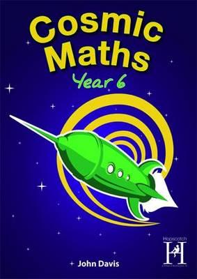 Cosmic Maths Year 6 (Paperback)