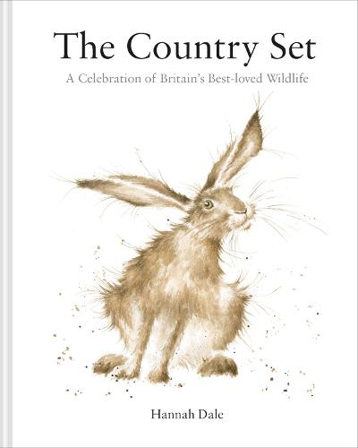The Country Set: A Celebration of Britain's Best-loved Wildlife - National Trust Art & Illustration (Hardback)