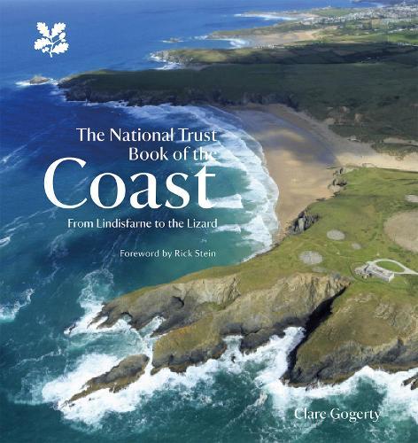 The National Trust Book of the Coast (Hardback)