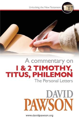 A Commentary on The Personal Letters (Paperback)