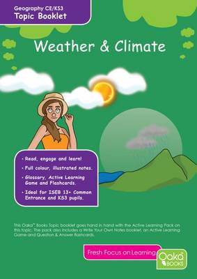 Weather and Climate: Topic Pack