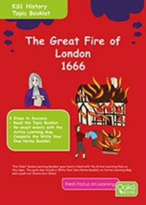 The Great Fire of London 1666: Topic Pack