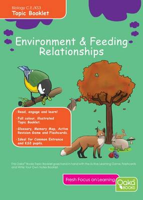 Environment & Feeding Relationships 2014 - Environment & Feeding Relationships (Paperback)