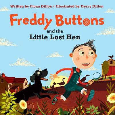 Freddy Buttons and the Little Lost Hen (Paperback)