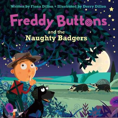 Freddy Buttons and the Naughty Badgers - Freddy Buttons 3 (Paperback)