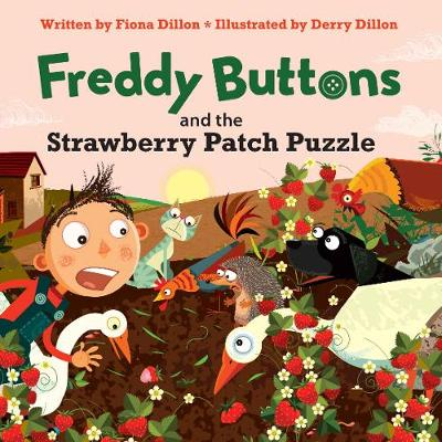 Freddy Buttons and the Strawberry Patch Puzzle - Freddy Buttons 4 (Paperback)