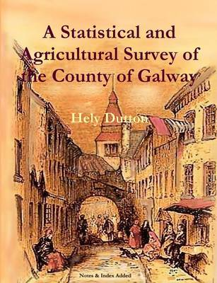 A Statistical and Agricultural Survey of the County of Galway: With Observations on the Means of Improvement; Drawn Up for the Consideration, and by the Direction of the Royal Dublin Society - Local History Series (Paperback)