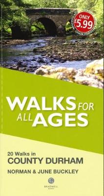 Walks for All Ages County Durham (Paperback)