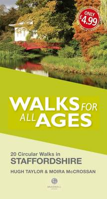 Walks for All Ages Staffordshire (Paperback)