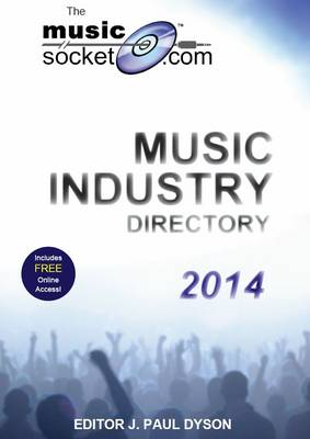 The MusicSocket.com Music Industry Directory 2014 (Paperback)