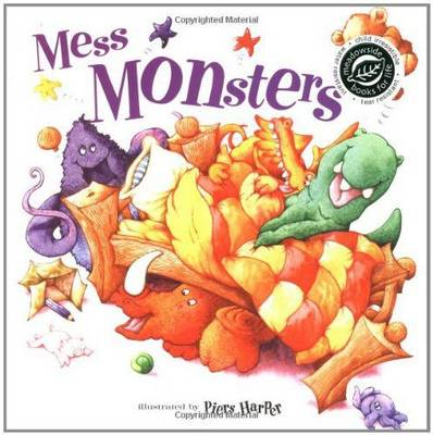 Mess Monsters (Paperback)