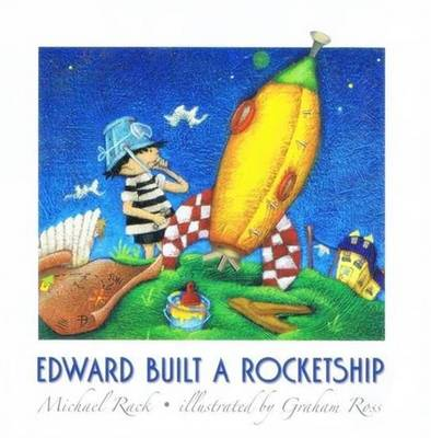 Edward Built a Rocket Ship (Paperback)