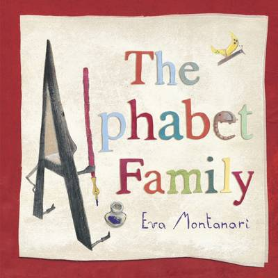 The Alphabet Family (Hardback)