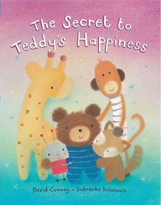 The Secret to Teddy's Happiness (Paperback)