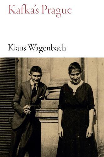 Kafka's Prague (Paperback)