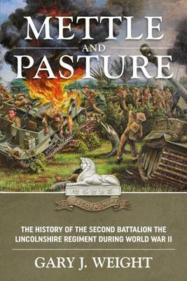 Mettle and Pasture: The History of the Second Battalion the Lincolnshire Regiment During World War II (Paperback)
