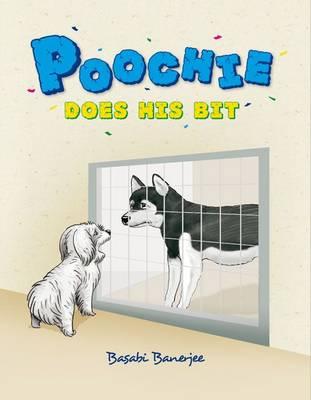 Poochie Does His Bit (Hardback)