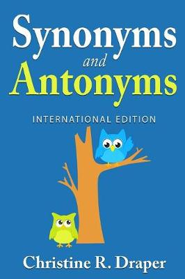 Synonyms and Antonyms (Paperback)