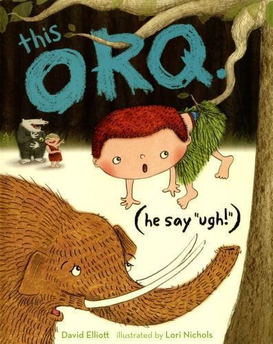 This Orq: No. 2: (He Say 'Ugh!') (Hardback)