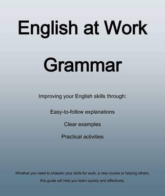 English at Work - Grammar (Paperback)