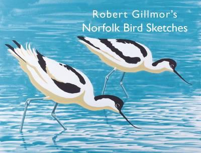 Robert Gillmor's Norfolk Bird Sketches (Paperback)
