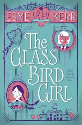 xhe Glass Bird Girl - Knight's Haddon 1 (Paperback)
