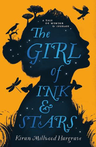Cover of the book, The Girl of Ink and Stars.