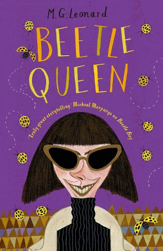 Beetle Queen - The Battle of the Beetles 2 (Paperback)
