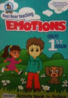 Bazi Bear Teaching Emotions: Episode 1 (Paperback)
