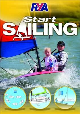 RYA Start Sailing (Paperback)
