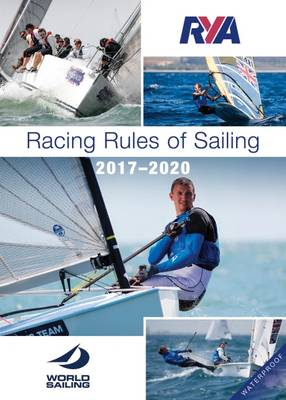 RYA Racing Rules of Sailing 2017-2020 (Spiral bound)