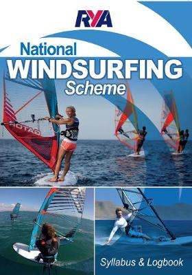 RYA National Windsurfing Scheme Syllabus and Logbook (Paperback)