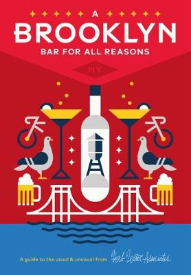 A Brooklyn Bar for All Reasons (Sheet map, folded)