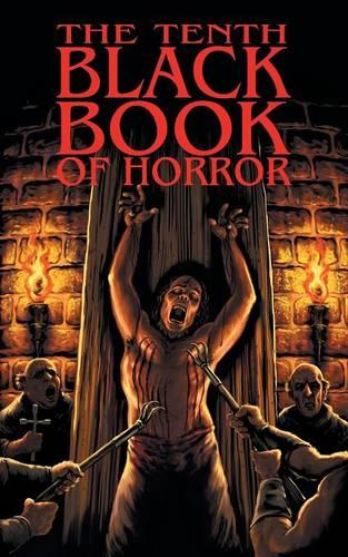 The Tenth Black Book of Horror (Paperback)