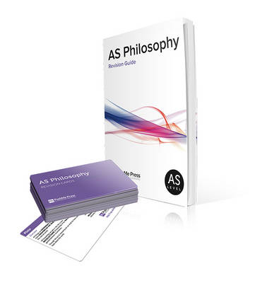 AS Philosophy Revision Guide and Cards for Edexcel