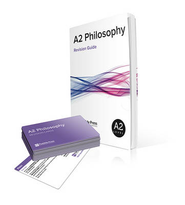 A2 Philosophy Revision Guide & Cards for Edexcel