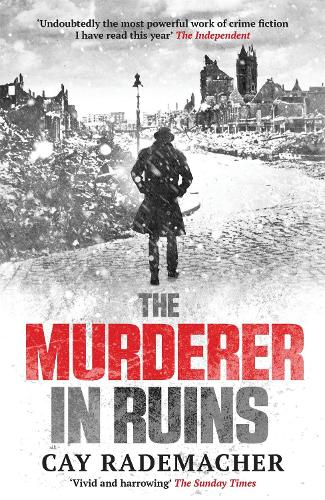 The Murderer in Ruins - Frank Stave Investigations (Paperback)
