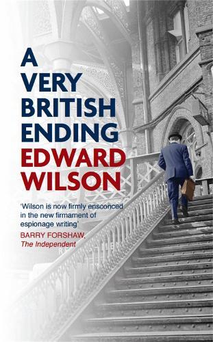 A Very British Ending (Hardback)