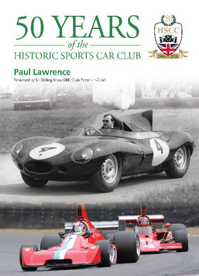 50 Years of the Historic Sports Car Club (Hardback)